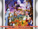 Cartoon Halloween 10' x 10' CP Backdrop Computer Printed Scenic Background GladsBuy Backdrop