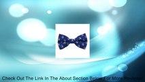 Duke Blue Devils NCAA Repeated Logo Bow Tie - Basketball Team Logo Review