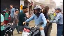 Nepal Earthquake 7.5 Strikes West Of Nepal Capital Kathmandu (Exclusive Video)