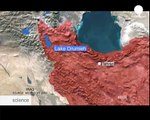 euronews science - Iranian lake faces extinction warn experts
