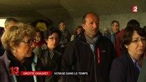 La réplique de la grotte Chauvet a ouvert au public