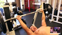 3 Keys To Building Chest Muscle - Bench Press Techniques