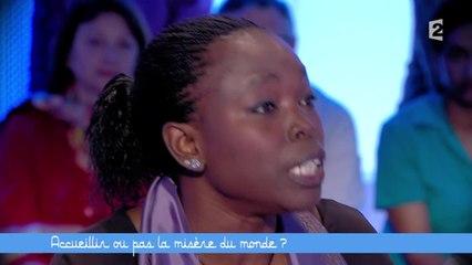 """Fatou Diome """"On sera riche ensemble ou on va se noyer tous ensemble ! """"–Ce soir (ou jamais !) – 24/04/15"""