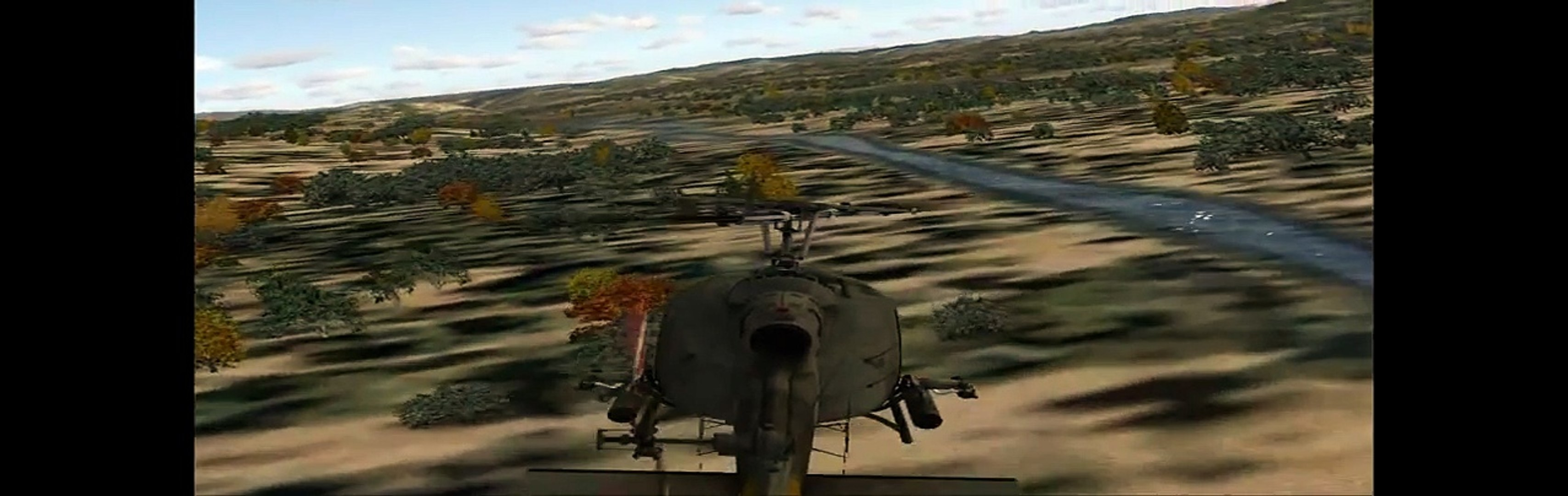 Nemeth Designs Bell UH-1 Huey for FSX