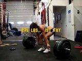 2x Body Weight Deadlift