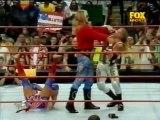 Rikishi & Too Cool Vs Kurt Angle Edge & Christian WWF Raw 2000