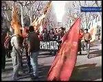 Manifestation pour la défense de la langue occitane à Bézier