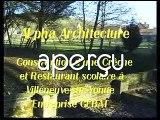 34 - Construction de la crêche de Villeneuve sur Yonne ( extraits) 2006 crêche