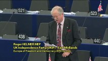 Climate action is both doomed and disastrous - UKIP MEP Roger Helmer