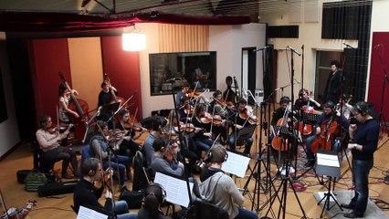 LSOM Making of - Orchestre philarmonique Paris Scoring