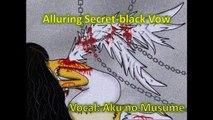 【Aku no Musume cover】 Alluring Secret - Black Vow 【Kagamine Rin/Kagamine Len】