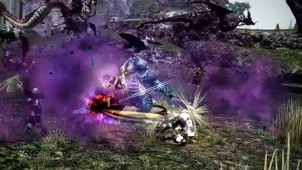 Heavensward - Benchmark Trailer  de Final Fantasy XIV: A Realm Reborn