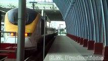 London St Pancras to Paris Gare du Nord - Eurostar Class 373 31/03/12