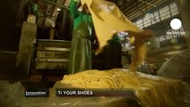 euronews innovation - Ti my shoes