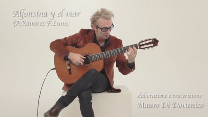 MAURO DI DOMENICO - Alfonsina y el mar