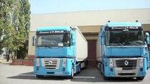Transports Rollin : Transports de Marchandises Routier Rhône