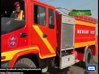 Sahiwal- Traffic accident claims life wath this 2015