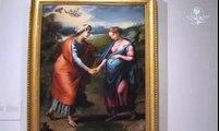 Museo del Prado rinde homenaje al pintor italiano Rafael