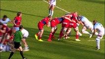 TOP14 - Bayonne - Grenoble: Essai Essai de Penalite (GRE) - J23 - Saison 2014/2015