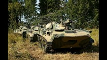 Armoured Vehicles of the Russian Airborne Troops