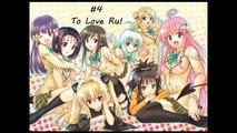 Top 10 Action Magic School Harem Romance Anime List Video Dailymotion