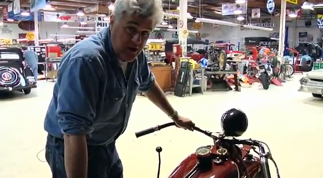 1933 Indian Motorcycle – Jay Leno's Garage