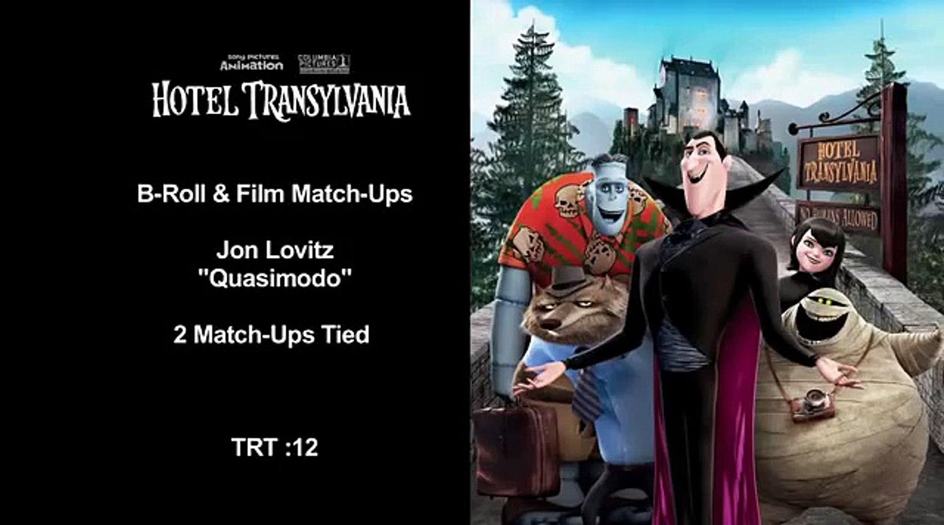 Hotel Transylvania [Behind The Scenes]