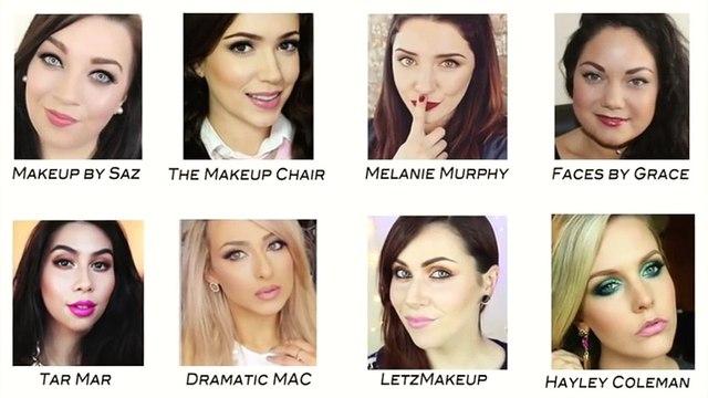 Eye Makeup Tutorial - Irish Beauty Collab