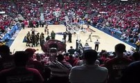 2007 Arizona Basketball v Oregon Ducks Crowd Noise/Band Yell