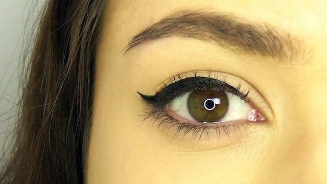 Makeup Tutorial Eyeliner For YOUR Eye Shape
