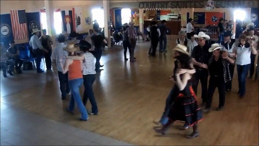 Migron 18 Avril 2015 Dance Country