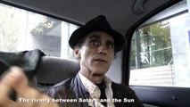Santos Bonacci: Saturn vs the Sun, Black Cube, Saturnian cult, Soul path via Saturn's rings