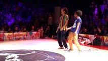 JUSTE DEBOUT SWEDEN 2013 - Hip hop Final - Switch & Reeflex (SWE) vs RayBoom & Razzle Dazzle (GER)