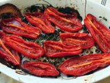 Food Wishes Recipes - Oven-Dried Tomatoes - San Marzano Tomatoes Dried in the Oven
