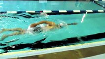 Sprint Triathlon Training-  How to Swim Faster (Total Immersion Swim Lesson)