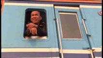 Viejos y lentos pero con encanto: los trenes tailandeses