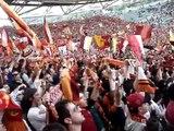 ROMA ROMA ROMA stadio Olimpico Roma - Lazio
