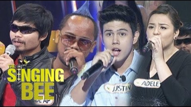 Powerful performance with It's Showtime Kalokalikes