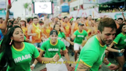 EMBRATUR #5 | BRAZIL WILL WIN YOUR HEART!