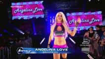 TNA Impact Wrestling 24/04/15 Gail Kim Vs. Madison Rayne Vs. Angelina Love Vs. Brooke