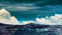 After Effects Project Files - Realistic Ocean Logo - VideoHive 9221768
