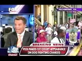Fire Alarm Goes Off as Shepard Smith Is On the Air!