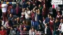 Fabio Quagliarella Goal Torino 2 - 1 Juventus Serie A 26-4-2015