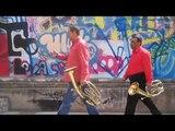 "FANFARE CIOCARLIA ""BORN TO BE WILD"" www.asphalt-tango.de"