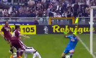 Joseph Martinez (Torino) offside goal - Torino vs Juventus 26.04.2015