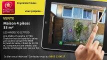 A vendre - maison - LES ANDELYS (27700) - 4 pièces - 33m²