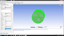 ANSYS CFX - Free surface 3D - Part 1_2 - video dailymotion
