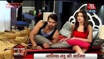 Kumkum Bhagya 28 April 2015 Full HD Episode Update-Alia-Tanu Ne Kiya Abhi-Pragya Ke Pyaar Ka Pack Up
