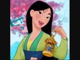 Disney's Mulan - Reflection with lyrics