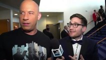 Vin Diesel Sings 'See You Again' For Paul Walker